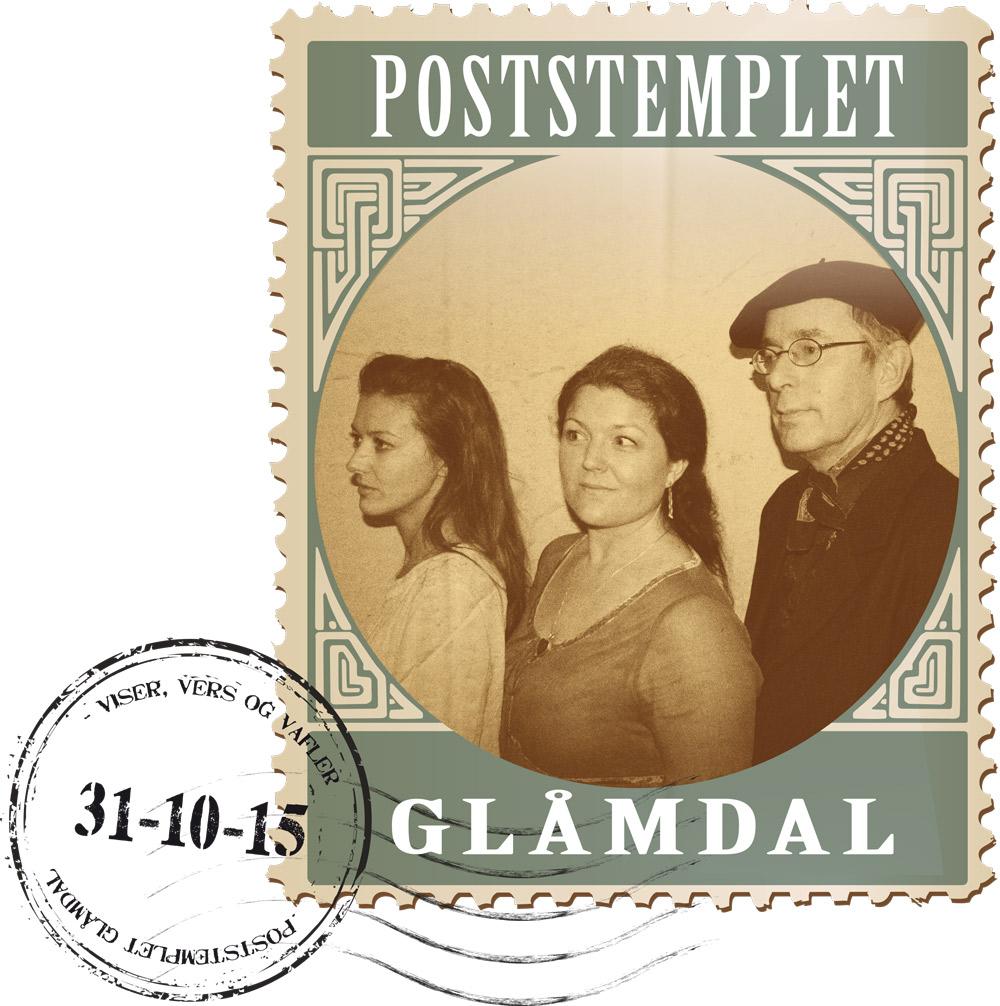 Poststemplet Glåmdal